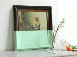 La laitiere - DIY | La laitière, Tableaux deco, Peindre