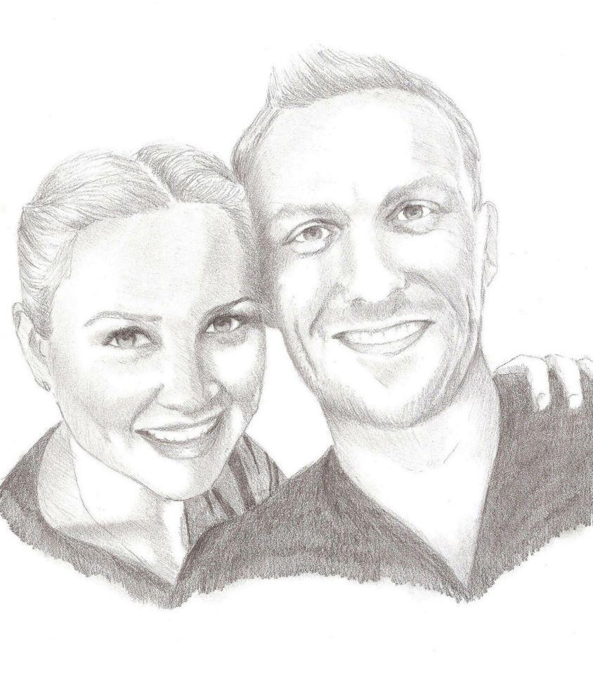 Arizona Robbins and Owen Hunt - Grey\'s Anatomy @Kevin Mann McKidd ...