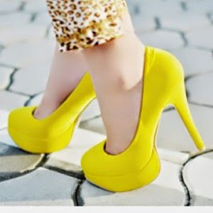 Stylish And Colorful High Heels Collection For Spring And Summer Season From 2014