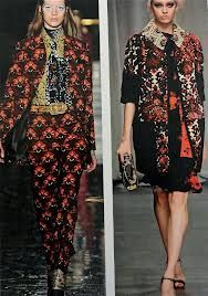 Autumn 2013 loose fitting trend