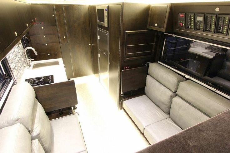 Earthroamer Xv Lts Dark Interior Camper Vehicles