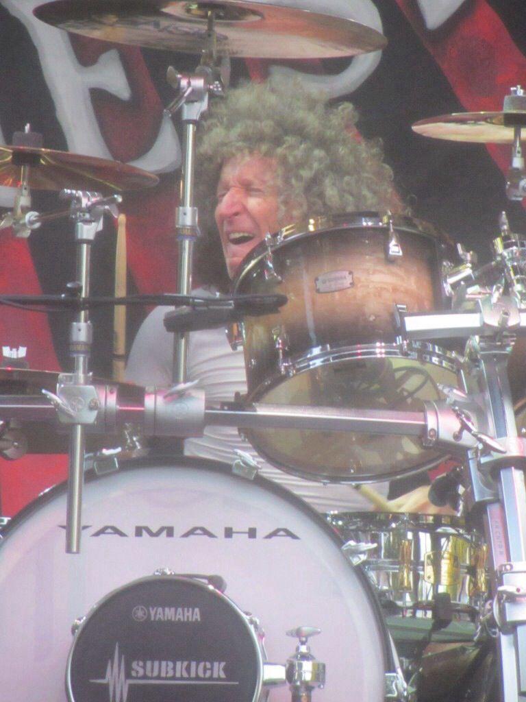 Tommy Aldridge Drummer British Music Drummer Boy