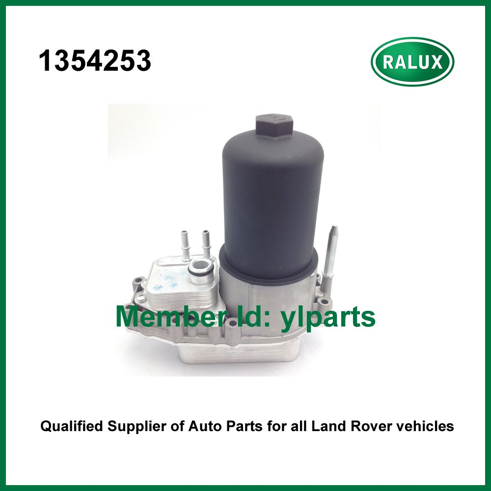 1354253 includes Oil Filter and oil cooler for Discovery 3