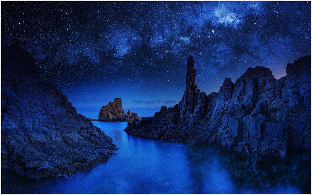 Ocean Blue Sea Beautiful Night Wallpaper Ocean Blue Sea Beautiful Night Wallpaper 1080p Ocean Blue Sea Beautiful Night Wallpaper Desktop Ocean B Gambar Seni