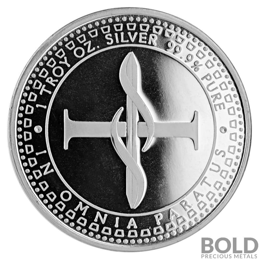 2019 Armenia 1 oz Silver 500 Drams Noah's Ark BU SKU#170435