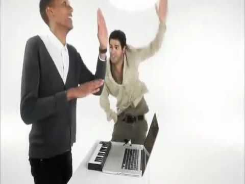 Stromae Ft Jamel Debbouze Alors On Danse Gag Youtube