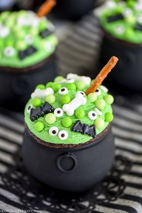 The Best Halloween Party Ideas Cauldron, Halloween parties and