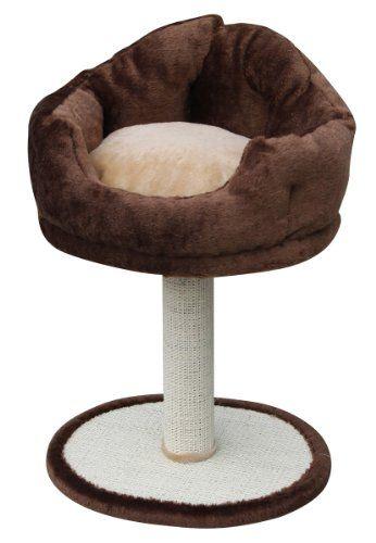 Petpal Cat Stool With Sisal Post 16 X16 X30 53 Cat Scratching Post Cat Furniture Cat Perch