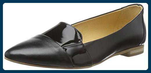 Giudecca JY1505-1, Damen Slipper, Schwarz (Black), 38 EU