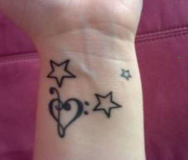 50 Eye Catching Wrist Tattoo Ideas Cuded Star Tattoo On Wrist Small Wrist Tattoos Small Girl Tattoos