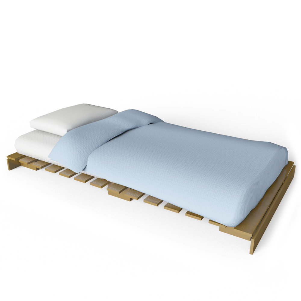 beds: Free CAD and BIM Objects 3D for Revit, Autocad, Artlantis