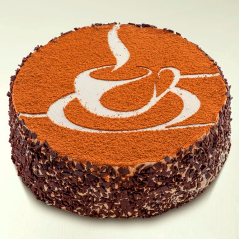 Torta al caffè xxx