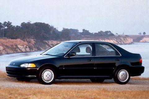 1992 Civic sedan