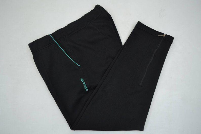 Adidas Pants Size L W30 34xL26 80s 90s Adidas Track Pants