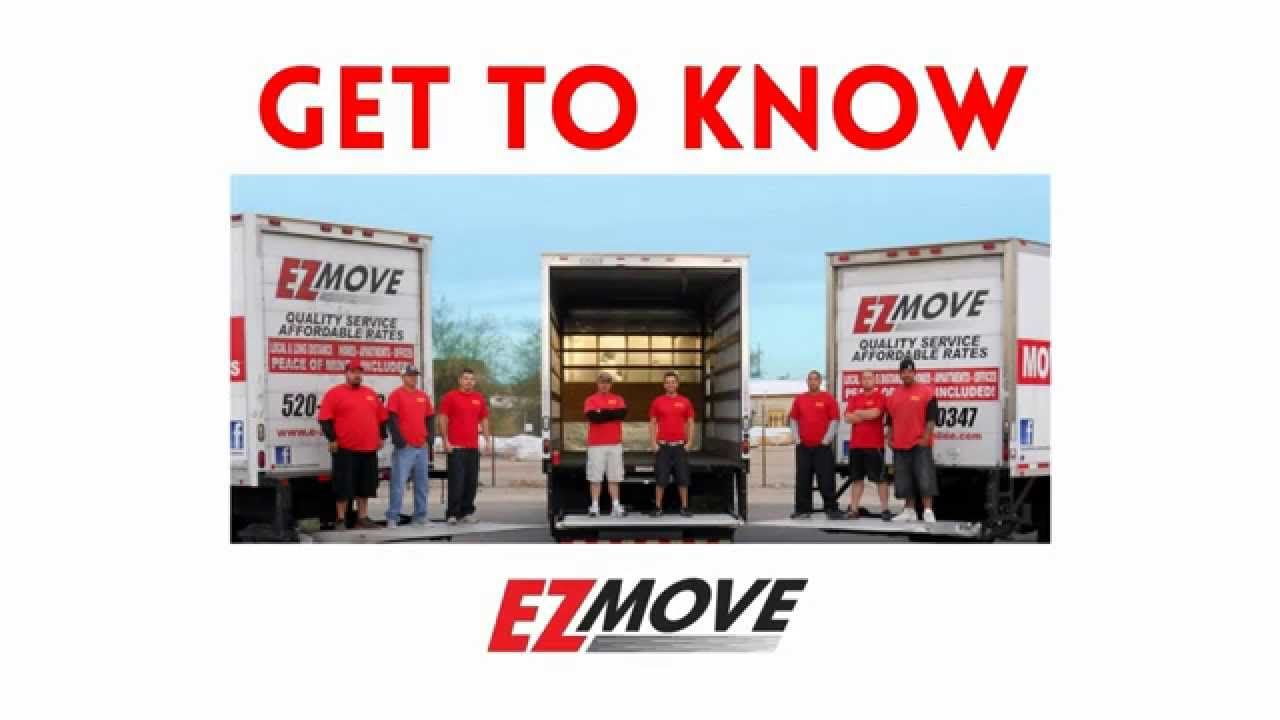 Who is E-Z Move? Check out our latest video! https://youtu.be/0ENjAYfqoJU #EZMove #Team #Tucson