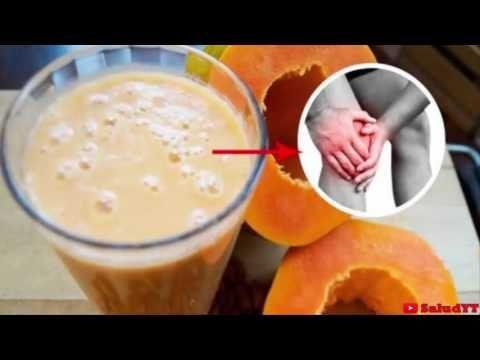 Si Tomas Este Batido Regeneraras Los Huesos Y Articulaciones En Corto Tiempo Food Smoothie Recipe Book Shakes