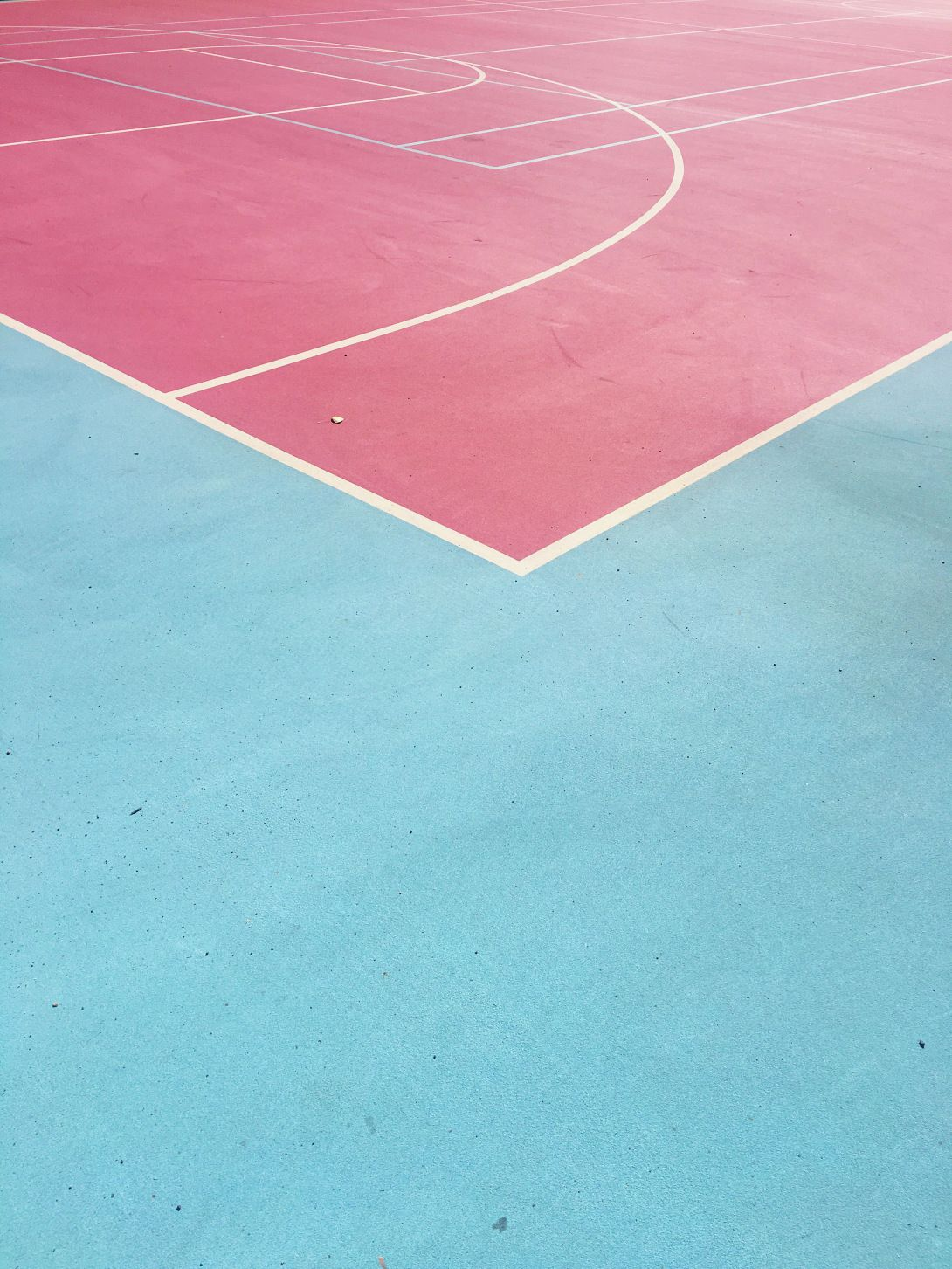 Pin By Eyespythree On Color Palette The Sporting Life Basketball Court Pink