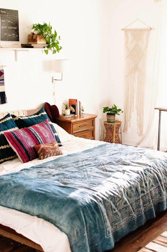 Bohemian Bedroom Design Woven Wall Hangings A Cup Of Jo  Bedroom Beach Wall Hangings