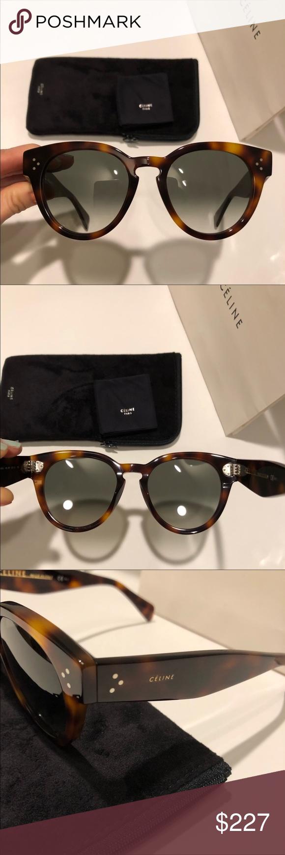 4ddbe74b489 Spotted while shopping on Poshmark  Celine sunglasses 👓!  poshmark   fashion  shopping  style  Celine  Accessories