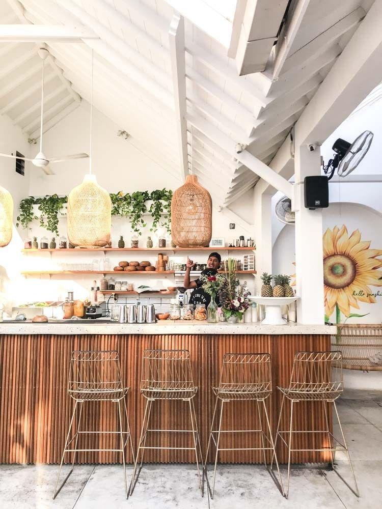Seminyak Bali Restaurant Cafe
