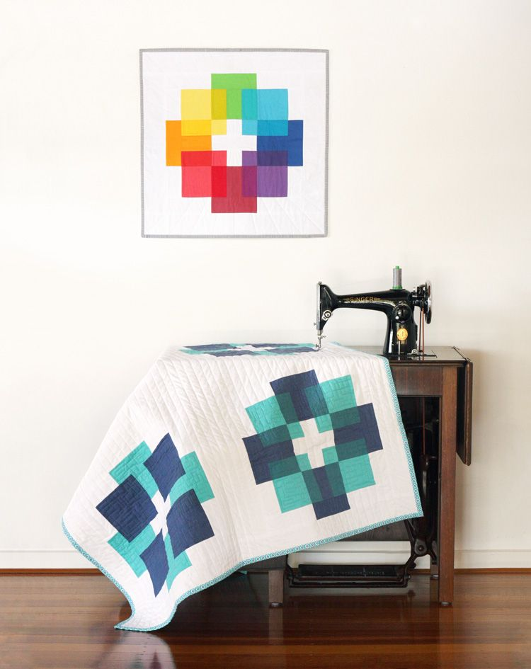 luminous quilt || Things for Boys