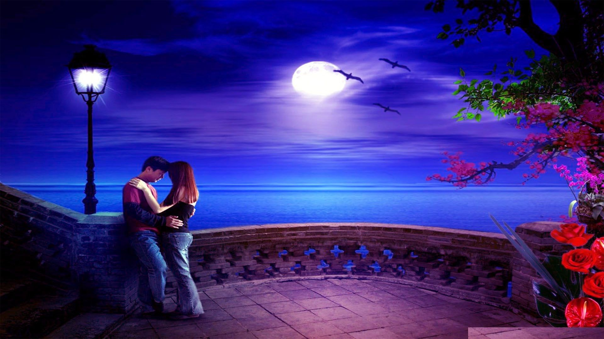 Love Wallpapers With Messages Hd : Romantic Love HD Wallpapers : Find best latest Romantic ...
