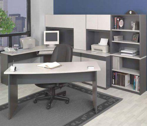 Grey Home Office Colour Scheme