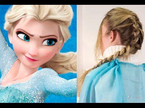 Diy Costume Elsa La Reine Des Neiges