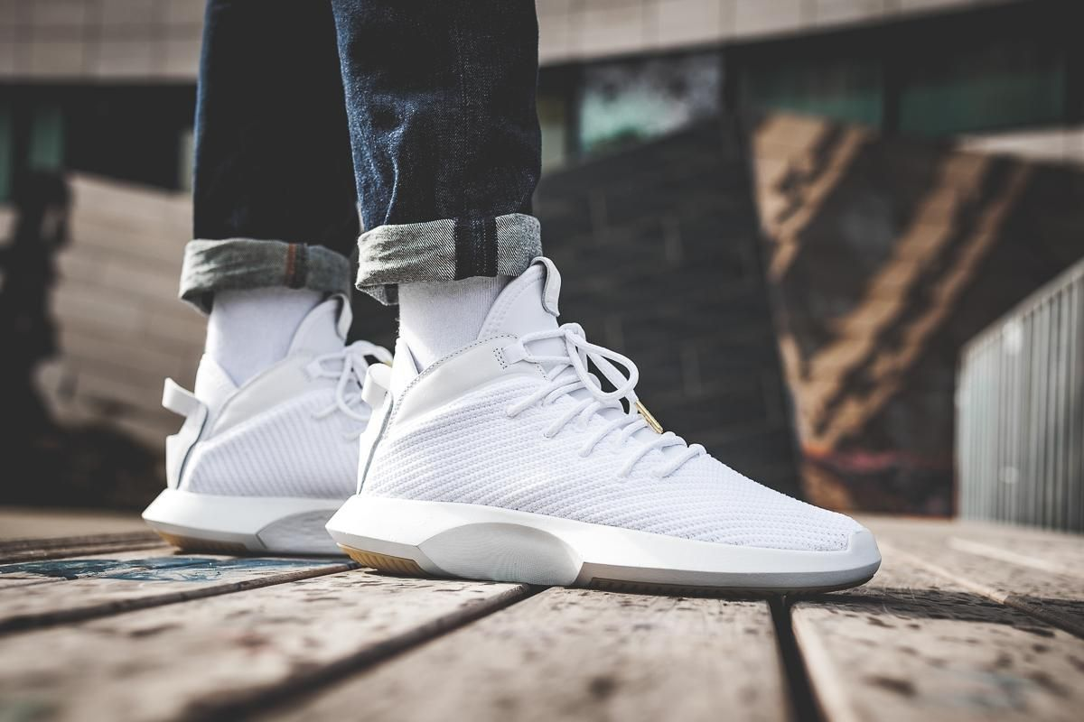 On Foot: adidas Crazy 1 ADV Primeknit