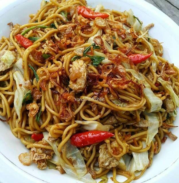 Resep Mie Goreng Jawa By Xanderskitchen Resep Masakan Masakan Indonesia Resep