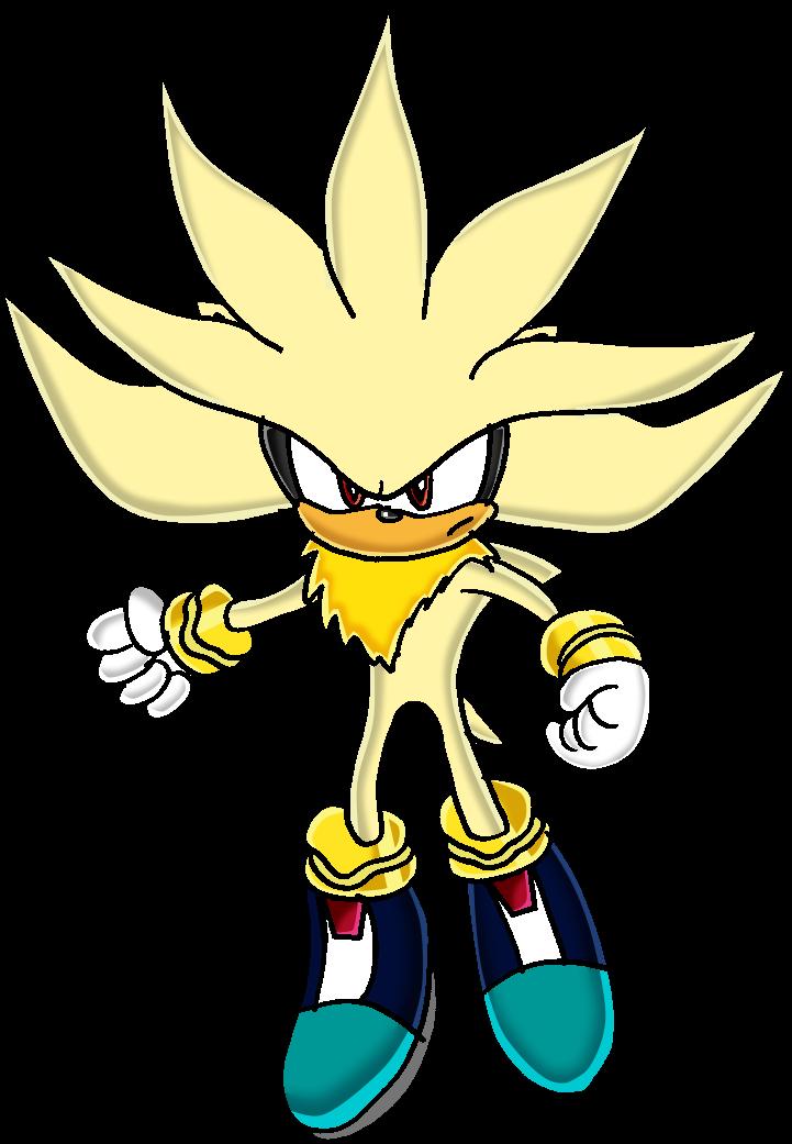 Super Silver the Hedgehog | Super_Silver_The_Hedgehog ...