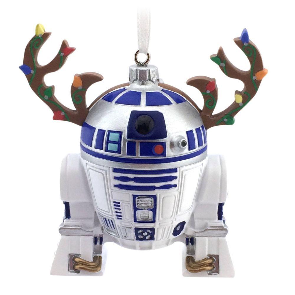 Star Wars Christmas Tree Lights: Holiday Christmas Tree Ornament STAR