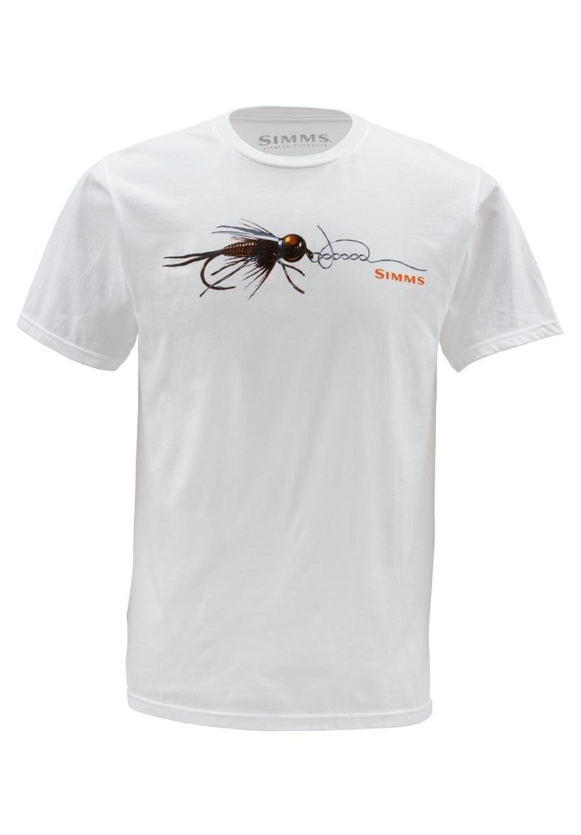New deyoung dropper simms derek deyoung t shirt fly for Simms fishing shirts