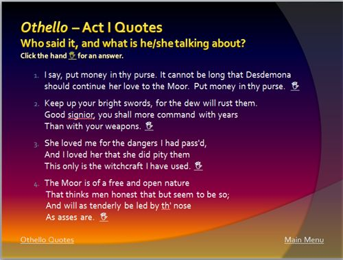 BeingWooedQuotes Shakespeare Othello Quotes About Love Reading Magnificent Othello Quotes
