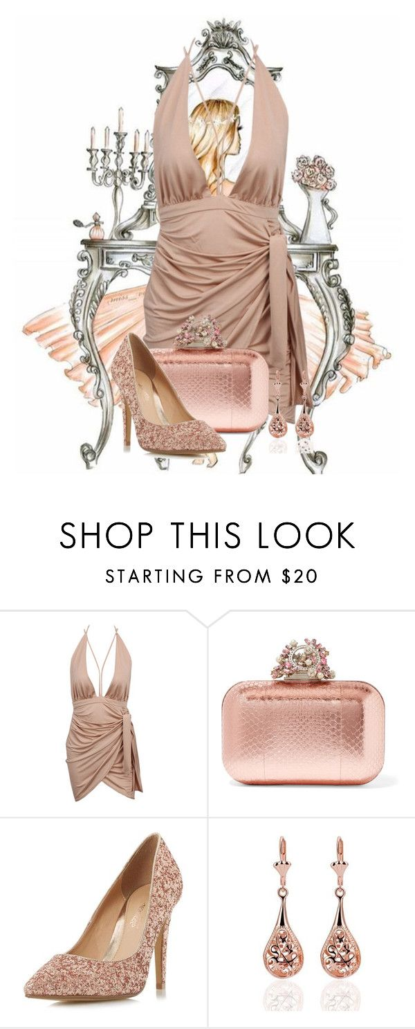 """Simply Divine"" by ggmusicista on Polyvore featuring Jimmy Choo and Head Over Heels by Dune"