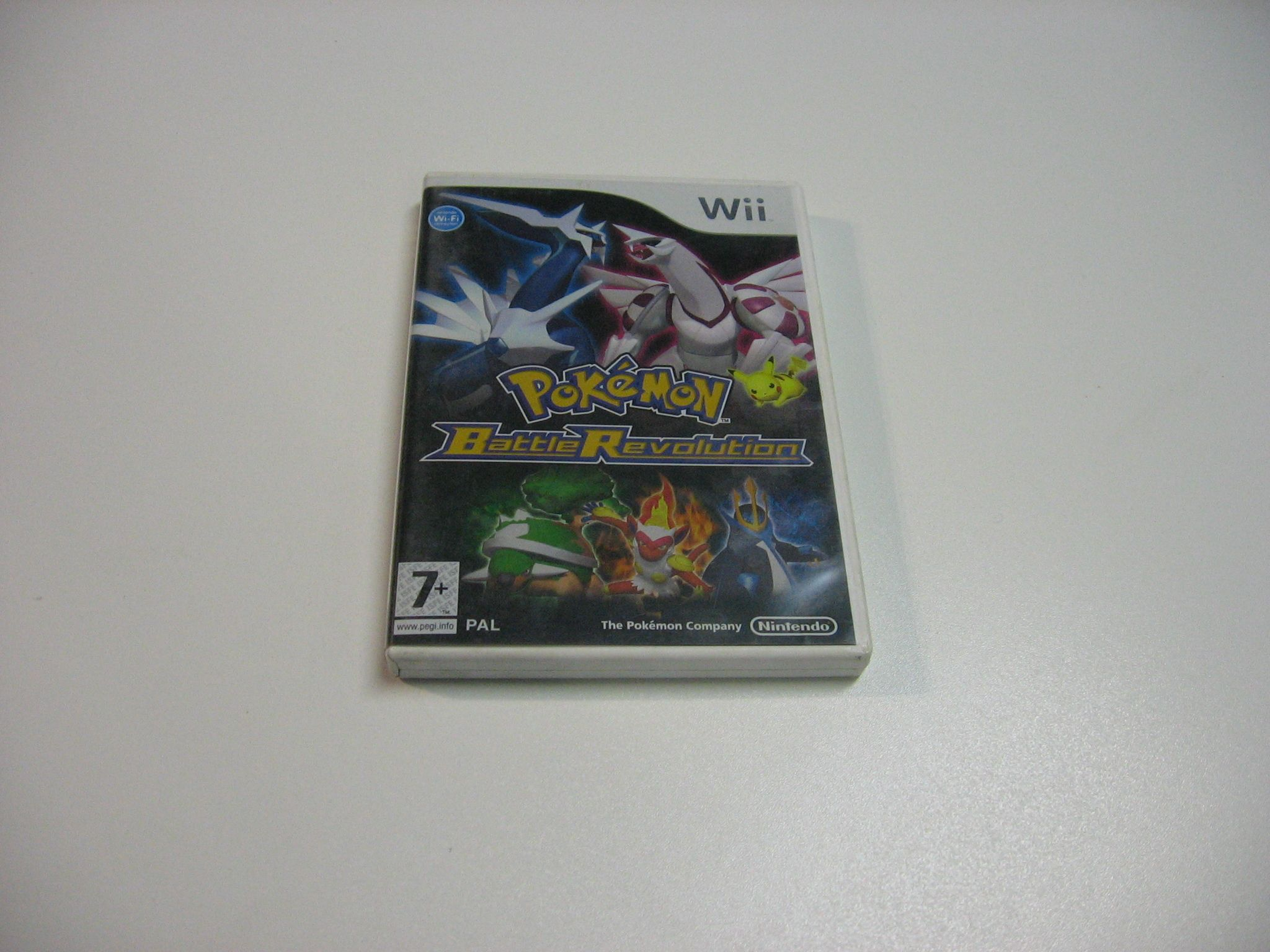 Pokemon Battle Revolution Gra Nintendo Wii Opole 0789 Nintendo Wii Pokemon