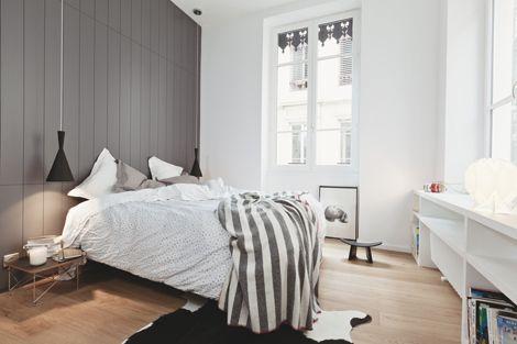 Jordane Arrivetz CHAMBRE Pinterest Interiors and Bedrooms - couleur gris perle pour chambre