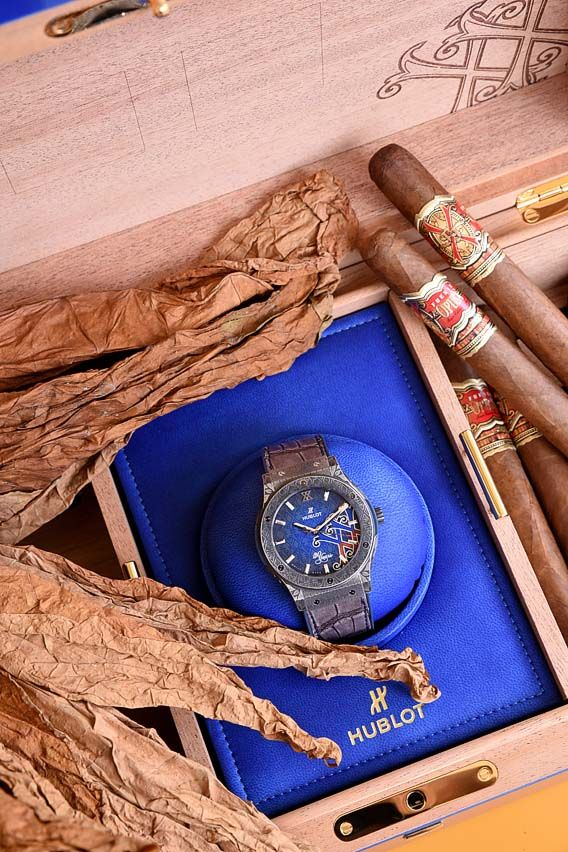 First Look: Hublot Classic Fusion Fuente 20th Anniversary Special Editions (Pictorial) | Perpétuelle