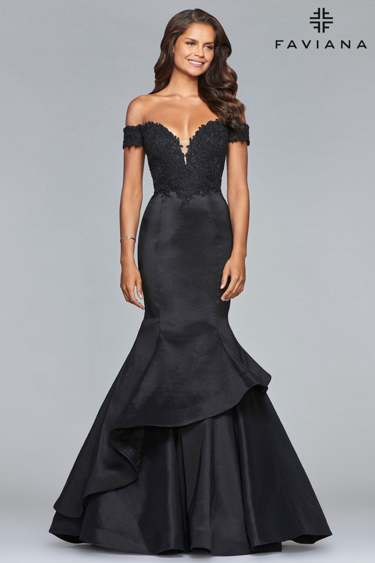 Faviana faviana spring pinterest prom couture and