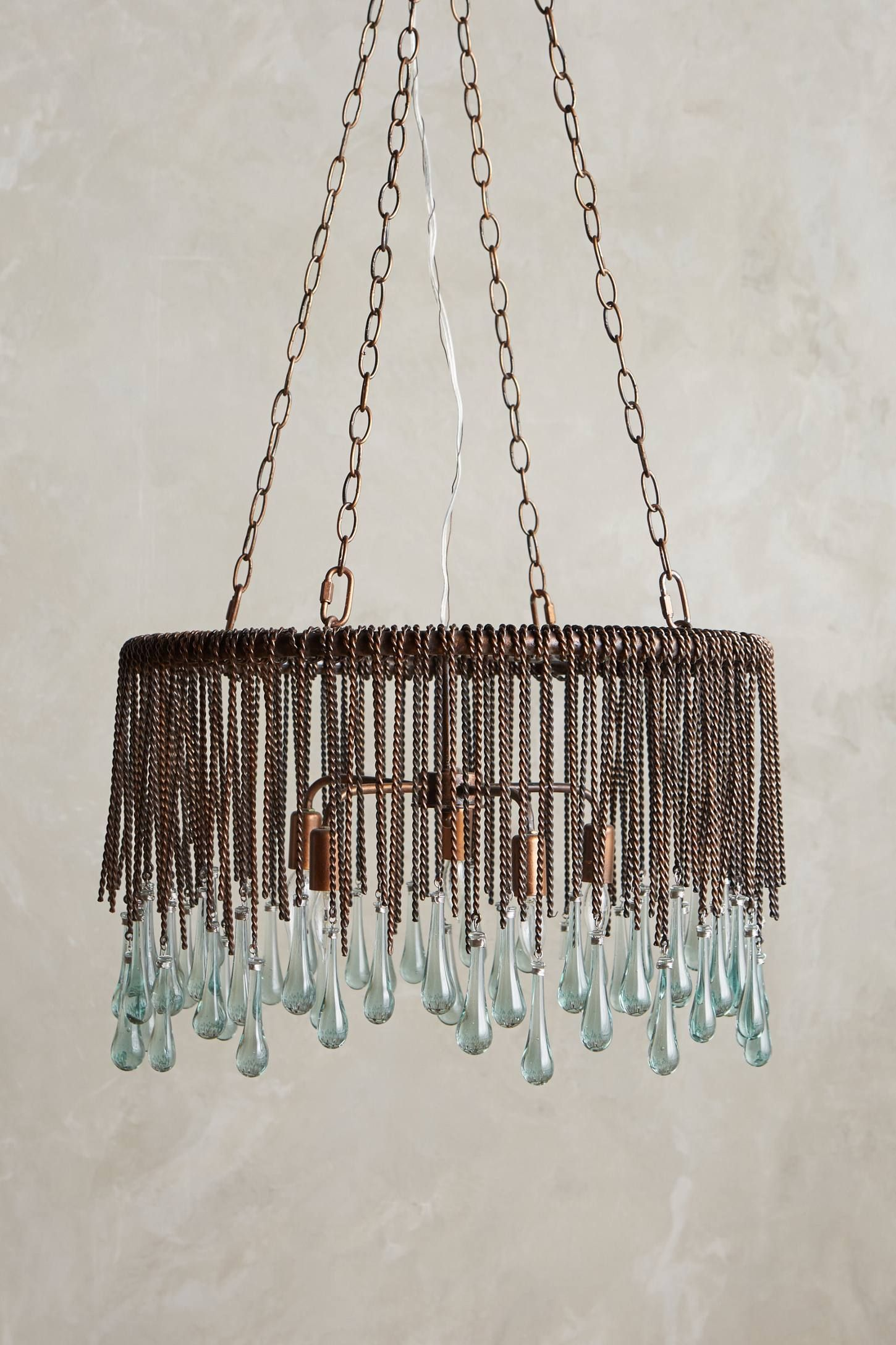 unique chandelier lighting. Shop The Tallis Teardrop Chandelier And More Anthropologie At Today. Read Customer Reviews, · Unique LightingHome Lighting Q