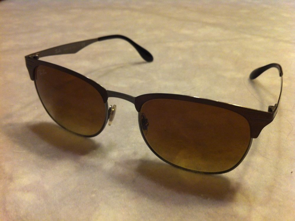 a0583862d7 RAY BAN SUNGLASSES RB 3538 188 13 (53 19 3N) PRE-OWNED EXCELLENT ...