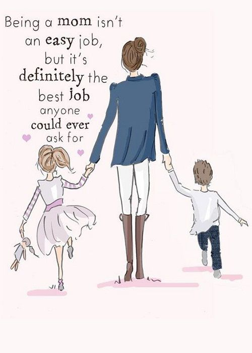 Being a mom is definitely divine and we are loving it. #mom #workingmom