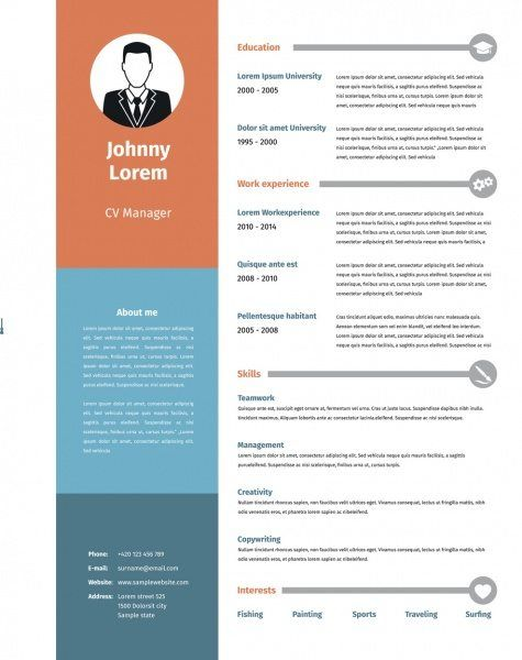 Pin by Marisa Binder on Work-related Pinterest - how your resume should look