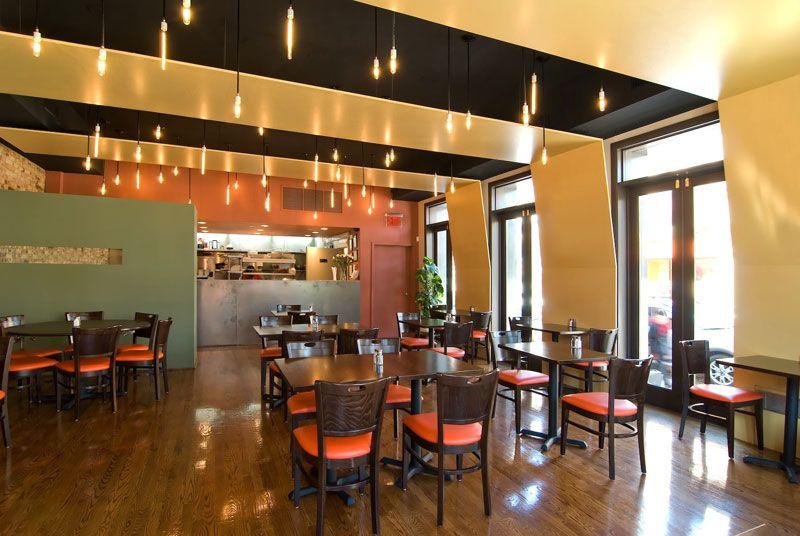 Pizza Restaurant Ideas Interior Design