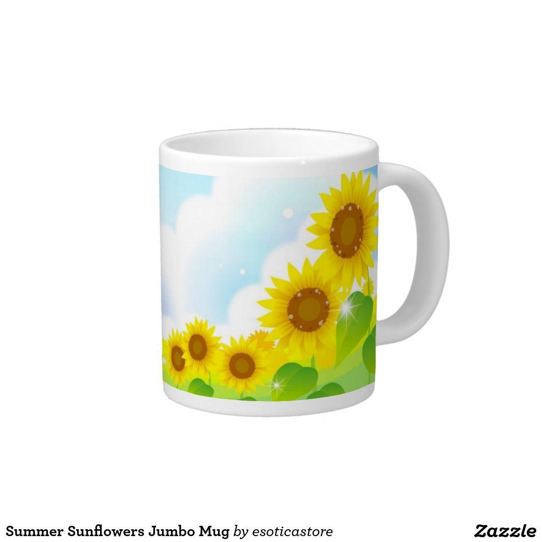 31+ Large sunflower coffee mugs ideas in 2021