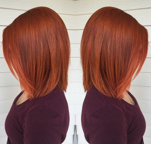 40 Fresh Trendy Ideas For Copper Hair Color Hair Pinterest