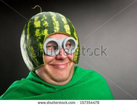 Weird Stock Photos Watermelon 3