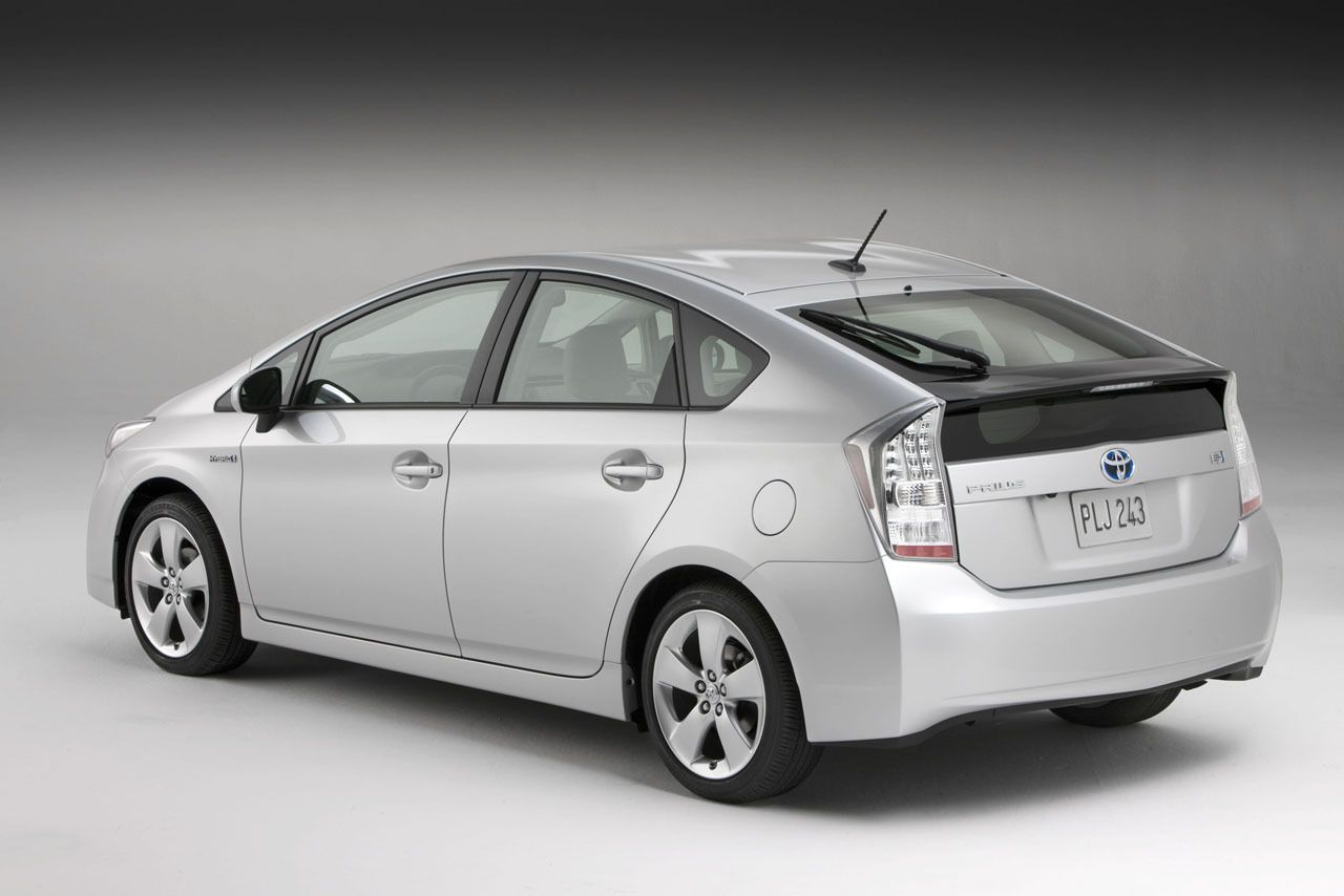 Toyota Prius Model Power Mileage Safety Colors Toyota Prius