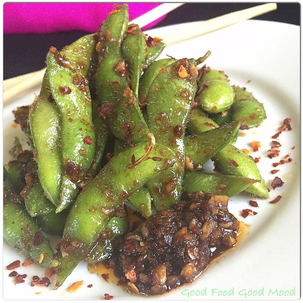 Sweet and spicy edamame follow recipe on httpsfacebook sweet and spicy edamame follow recipe on httpsfacebook forumfinder Image collections
