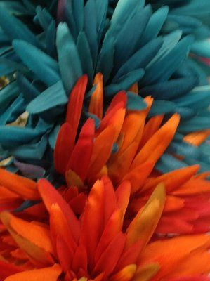 Pin By Tori Gaulin On Jo J And Bob M Wedding Ideas Teal Color Schemes Living Room Orange Orange And Turquoise